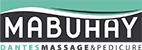 Dantes Massage & Pedicure Praktijk Logo